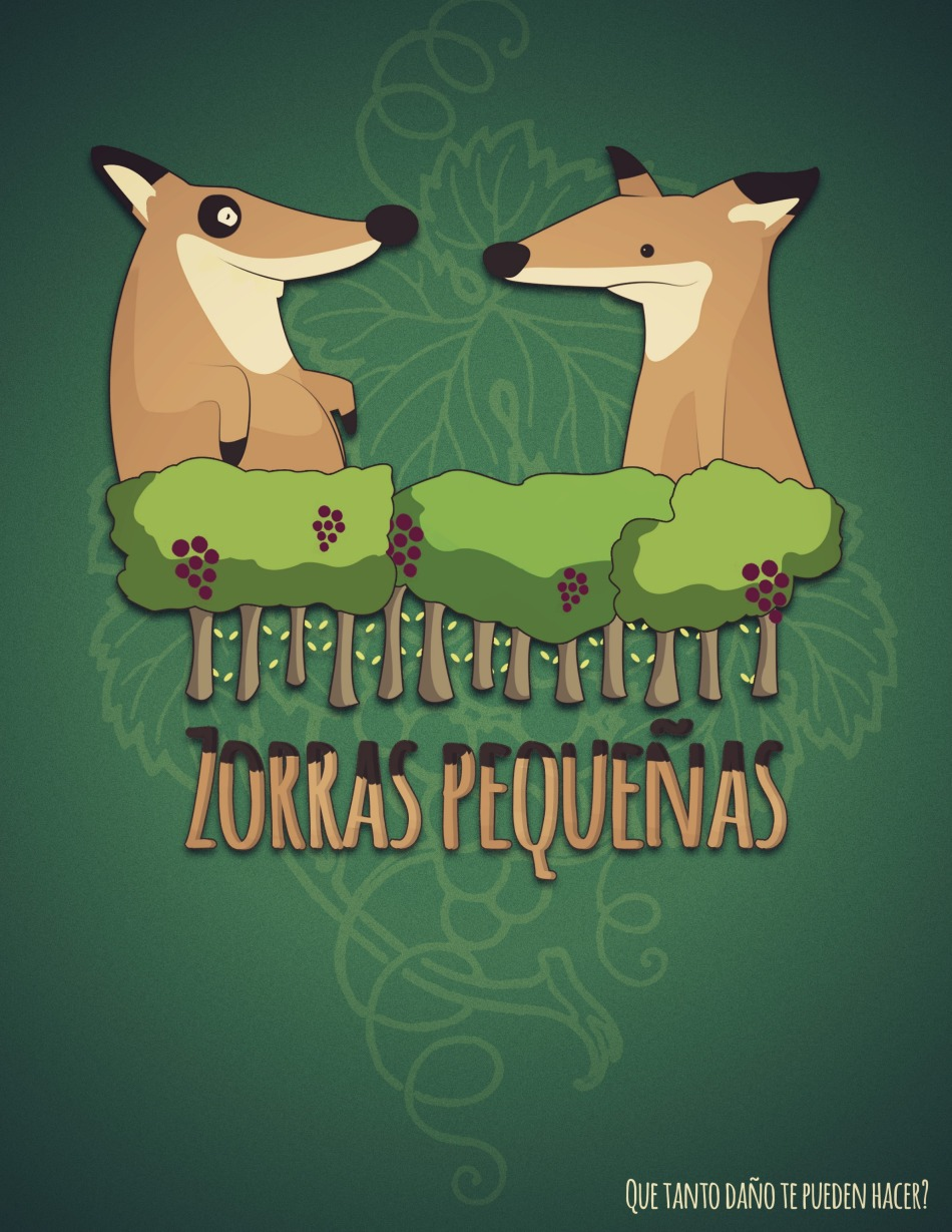 Zorras Pequeñas - Tantum