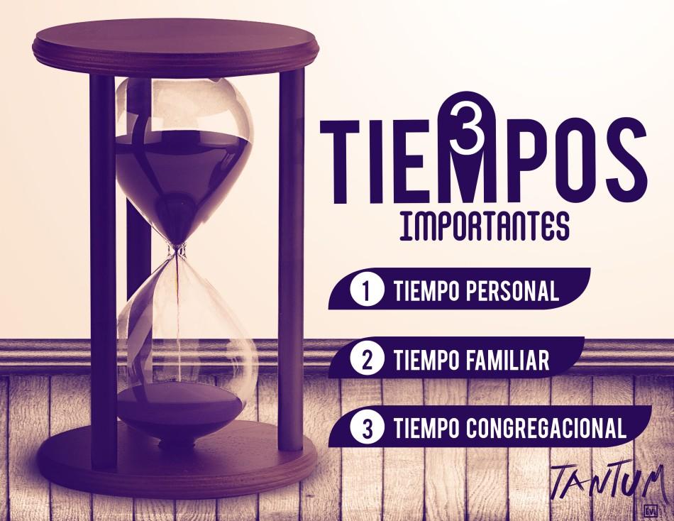 Tres tiempos importantes- Tantum ev